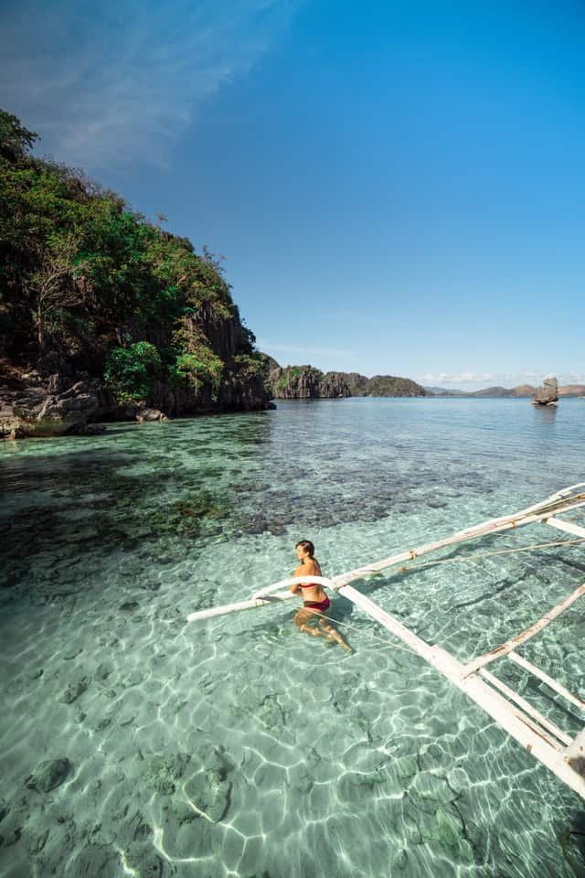 excursiones en coron filipinas