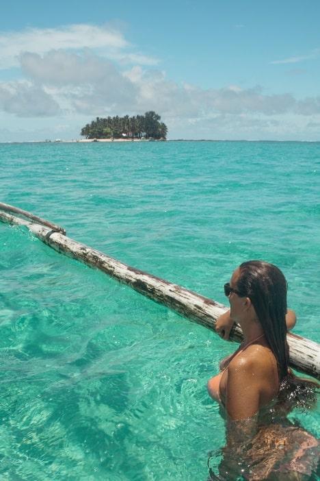 island hopping siargao guyam island