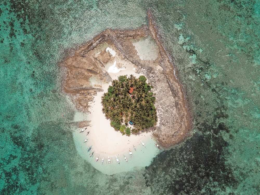 island hopping siargao guyam