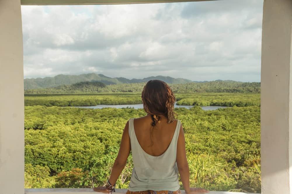 island hopping siargao manglares