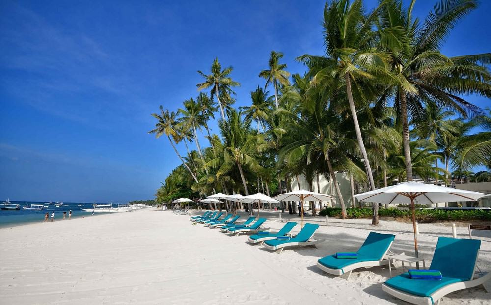 resort en Alona Beach, Panglao