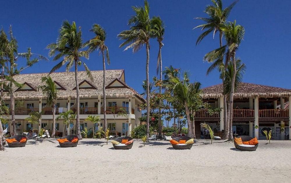 Ocean Vida, resort en Malapascua Filipinas
