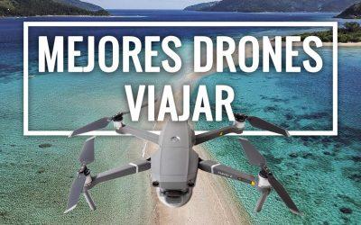 Mejores drones para viajar calidad/precio