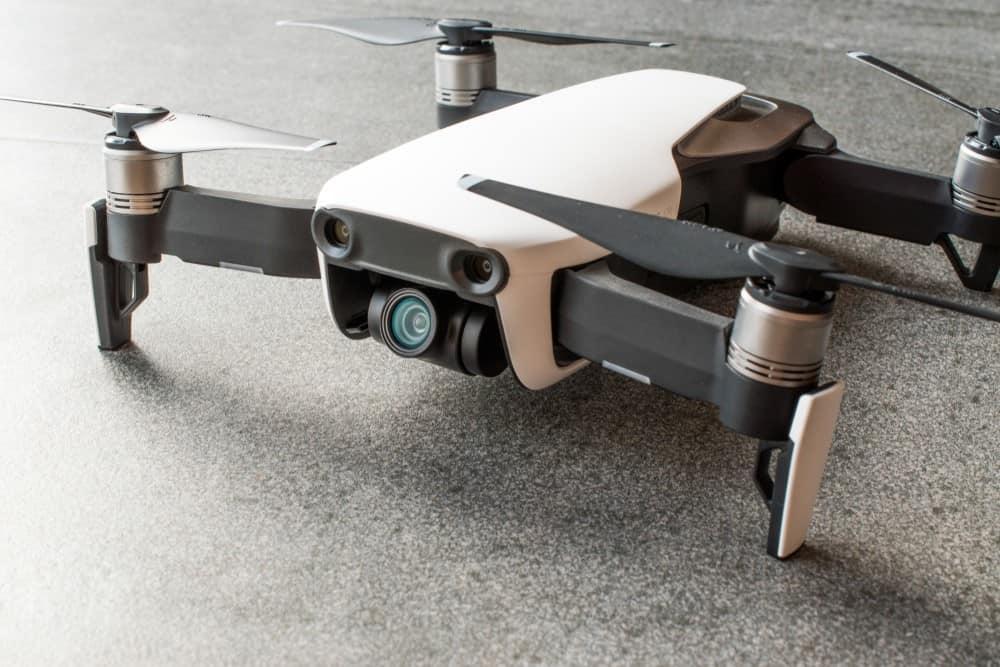 mejores drones calidad precio DJI Mavic Air