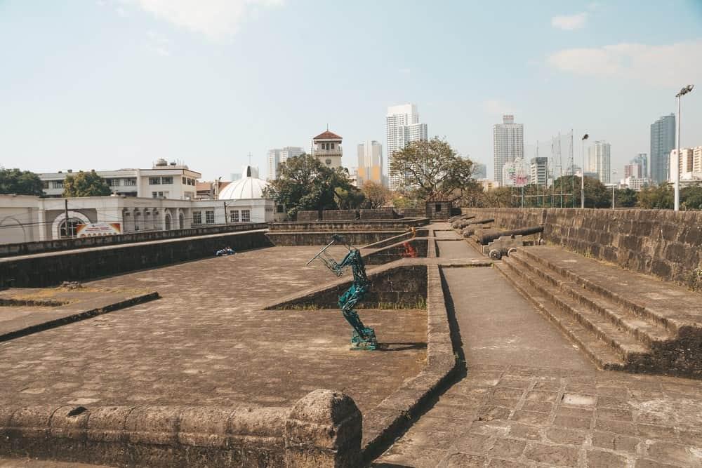 Muralla de Intramuros Manila