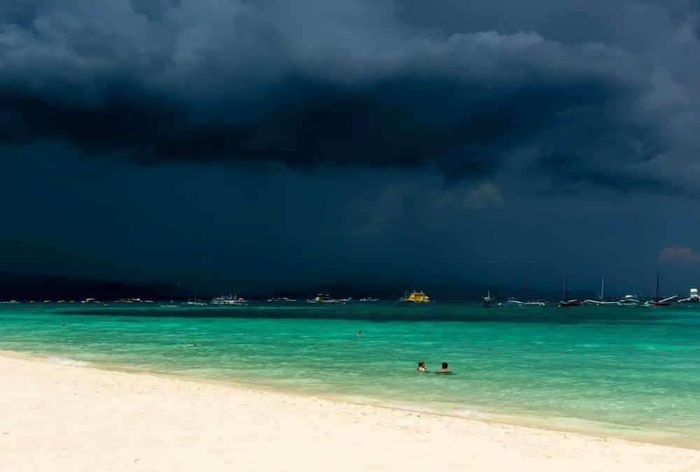 ¿Viajar a Filipinas en julio? ¿Es época de lluvias?