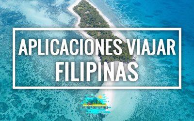 Mejores aplicaciones para viajar a Filipinas