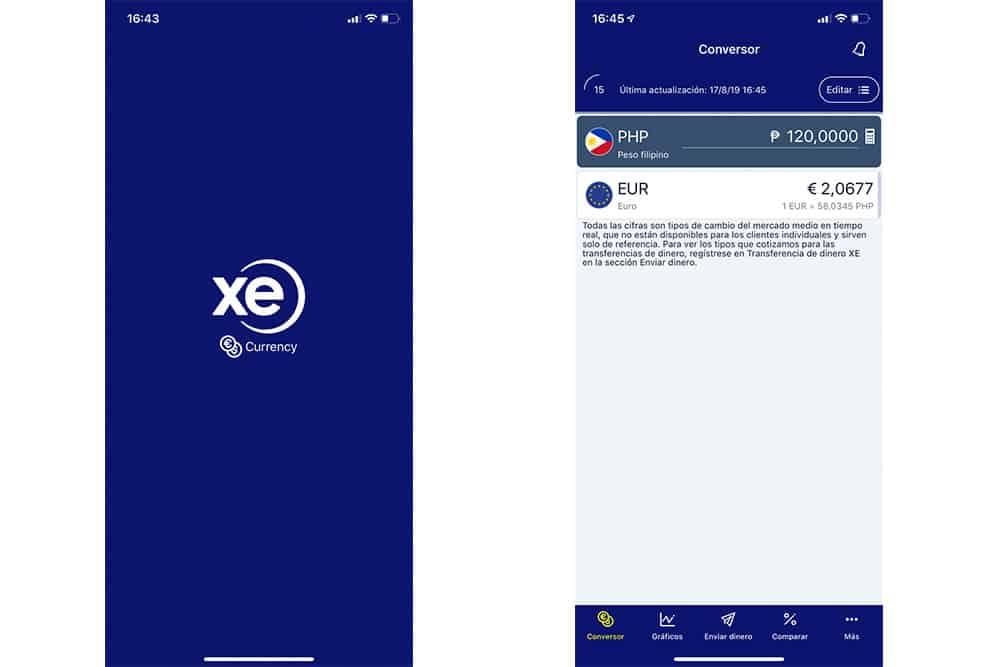 apps para viaje a Filipinas