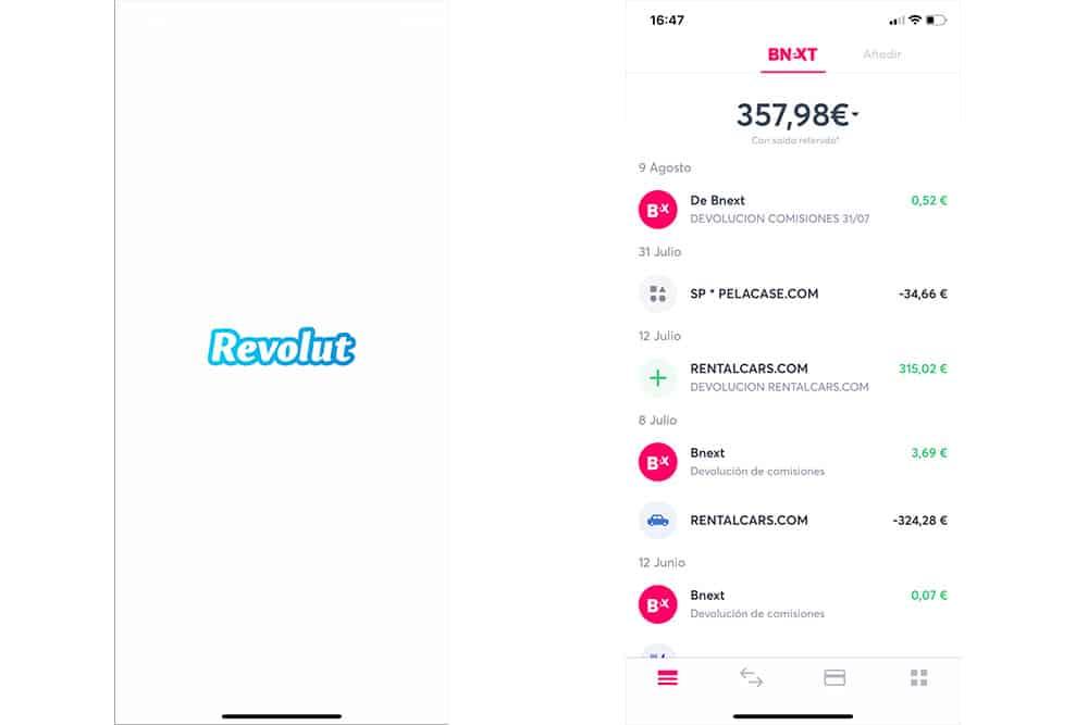 bnext para sacar dinero en Filipinas