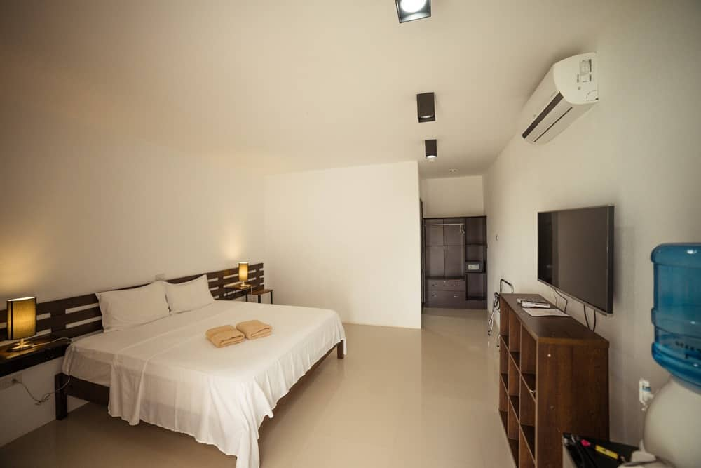 dormir en panglao moravian apartments