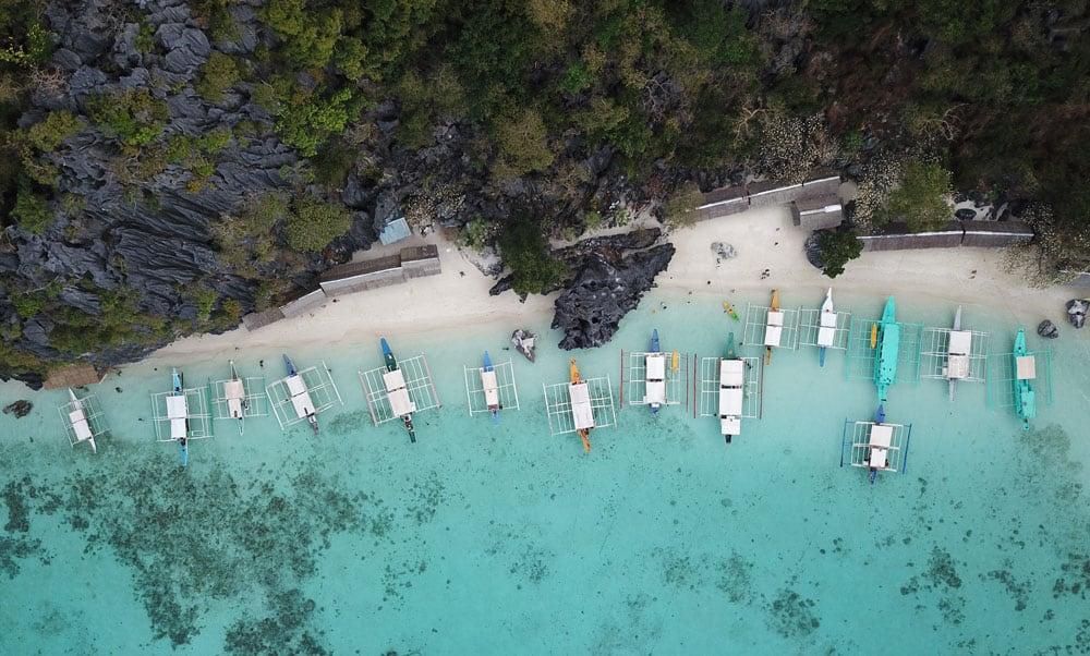 Viajar por Filipinas y Coron