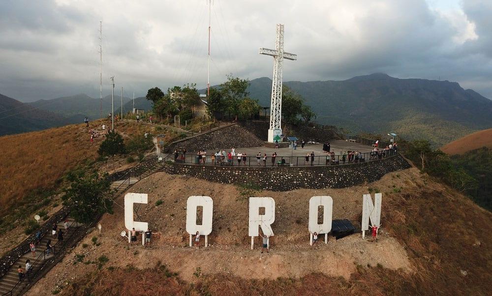 Monte Tapyas Coron