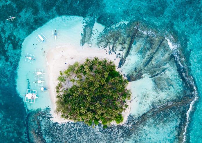 Island hopping en Siargao