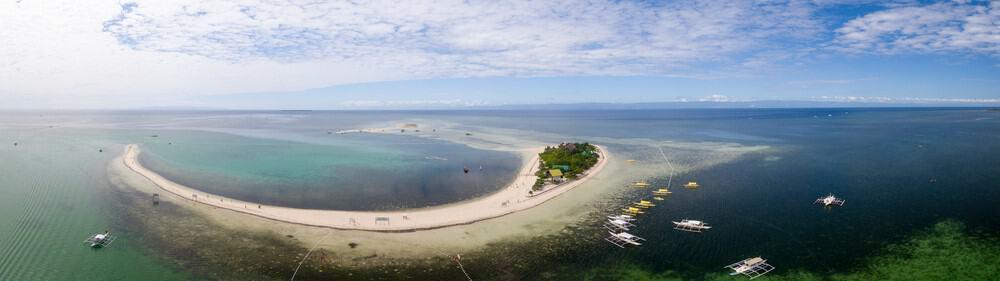 island hopping en Panglao Virgin Island
