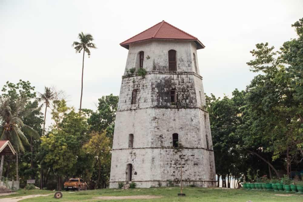iglesia de san agustin panglao