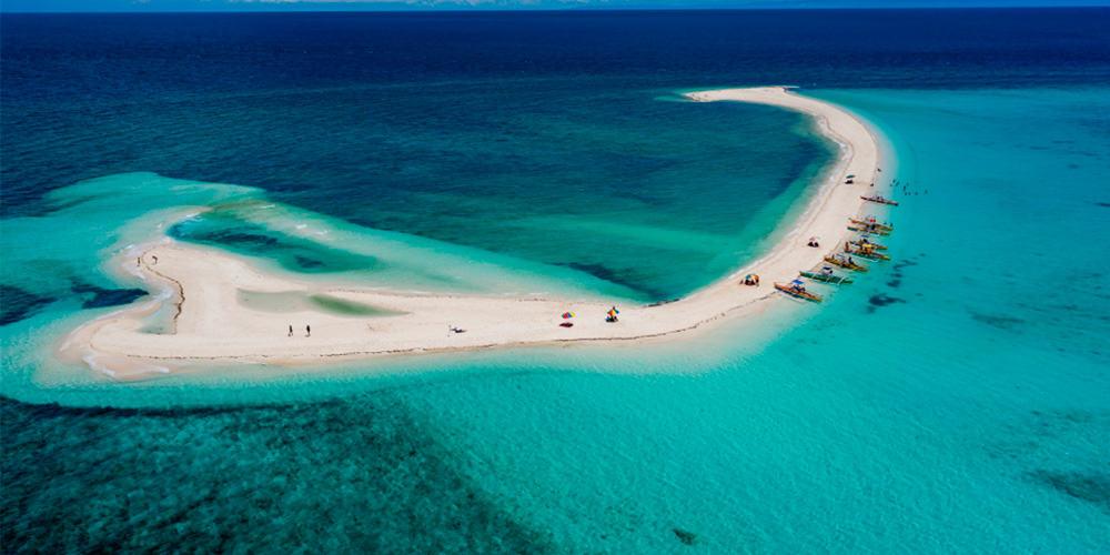 White Island en Camiguin