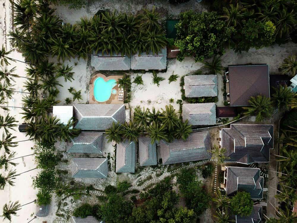 hotel con piscina en Siquijor