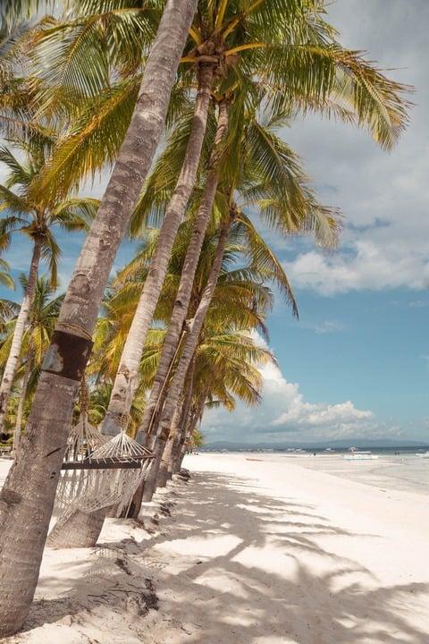 dumaluan beach en panglao