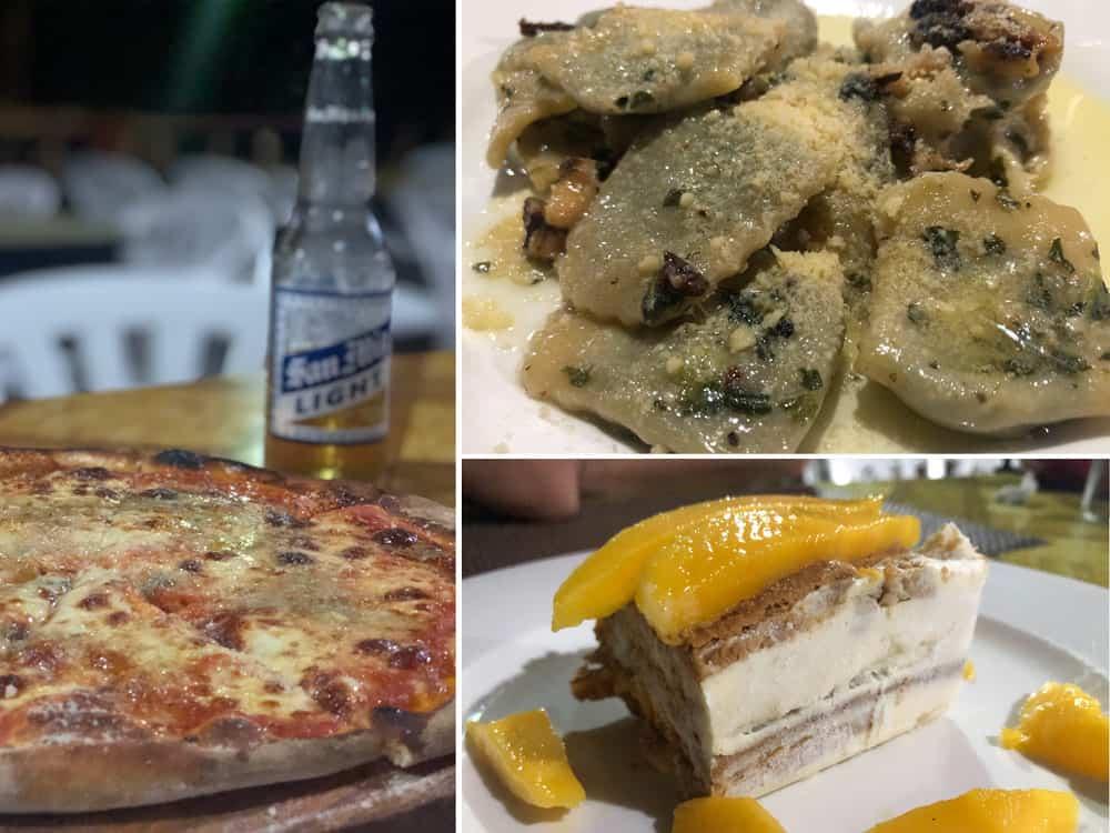 restaurante italiano la Dolce Vita
