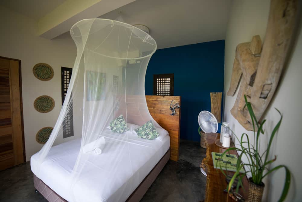 Dormir en Fox & the Firefly Cottages, Loboc