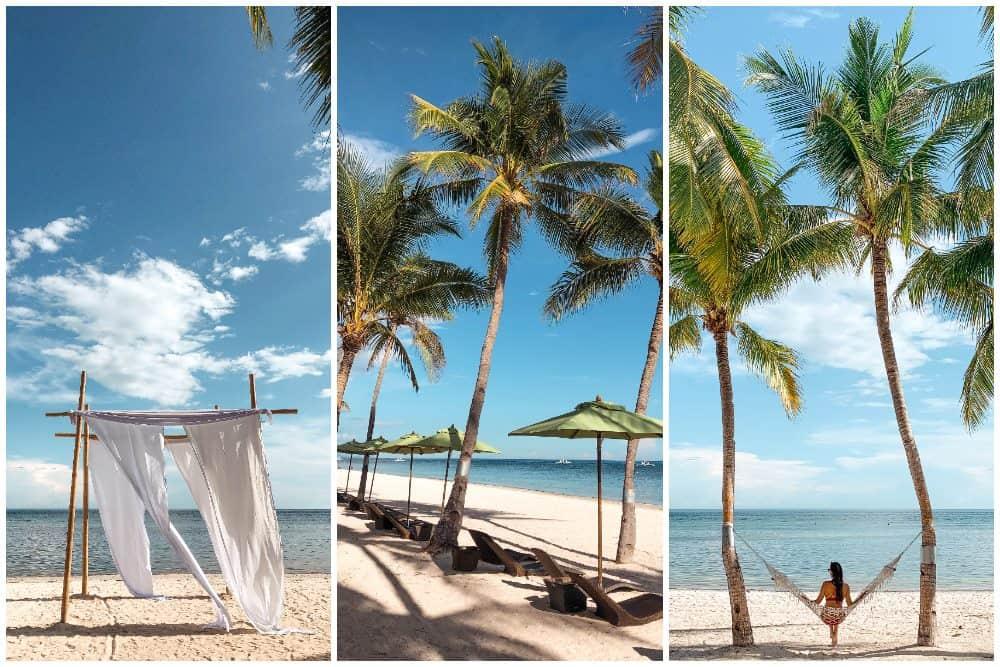 playa de dumaluan en panglao