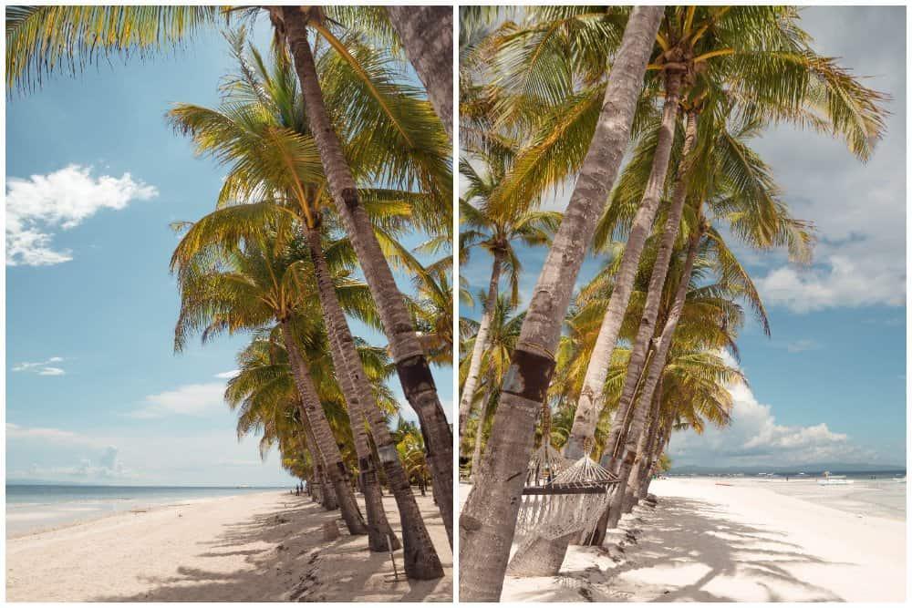 mejores playas de panglao dumaluan beach