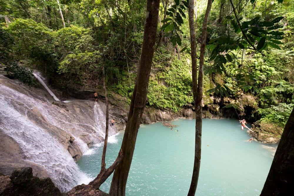 cascada Ingkumhan Falls