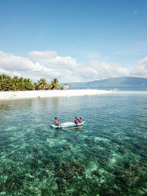 bangka digyo island cuatro islas