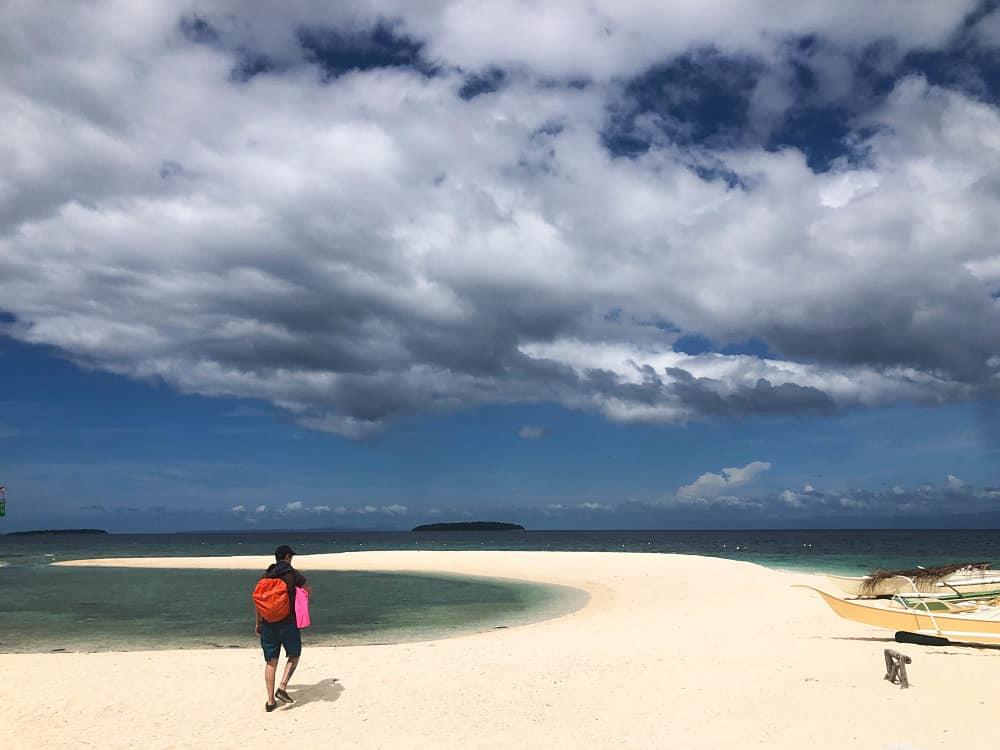 himokilan island cuatro islas leyte