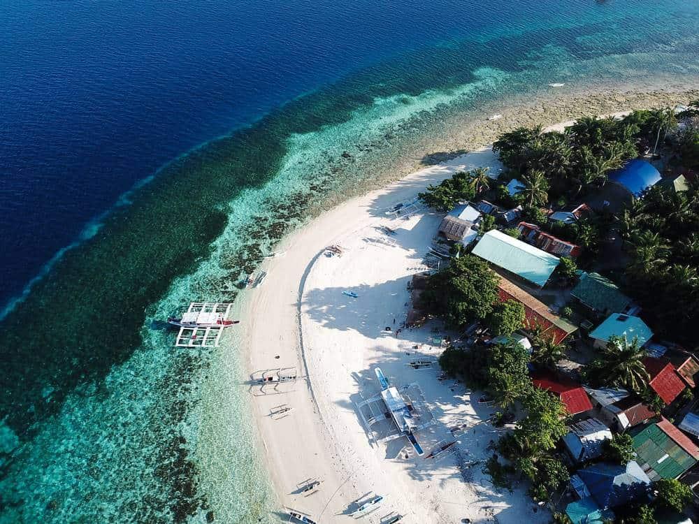 apid island cuatro islas leyte