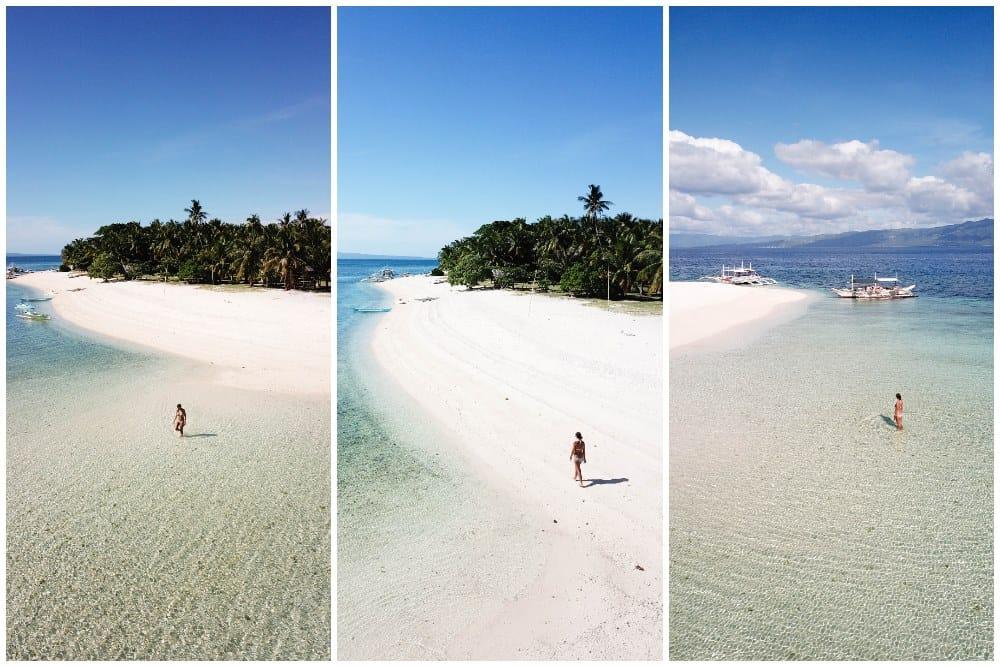 digyo island cuatro islas drone