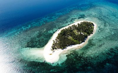 Tour de las Cuatro Islas: island hopping en Leyte