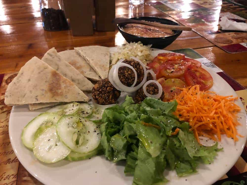 comida a buen precio y sana en San Juan