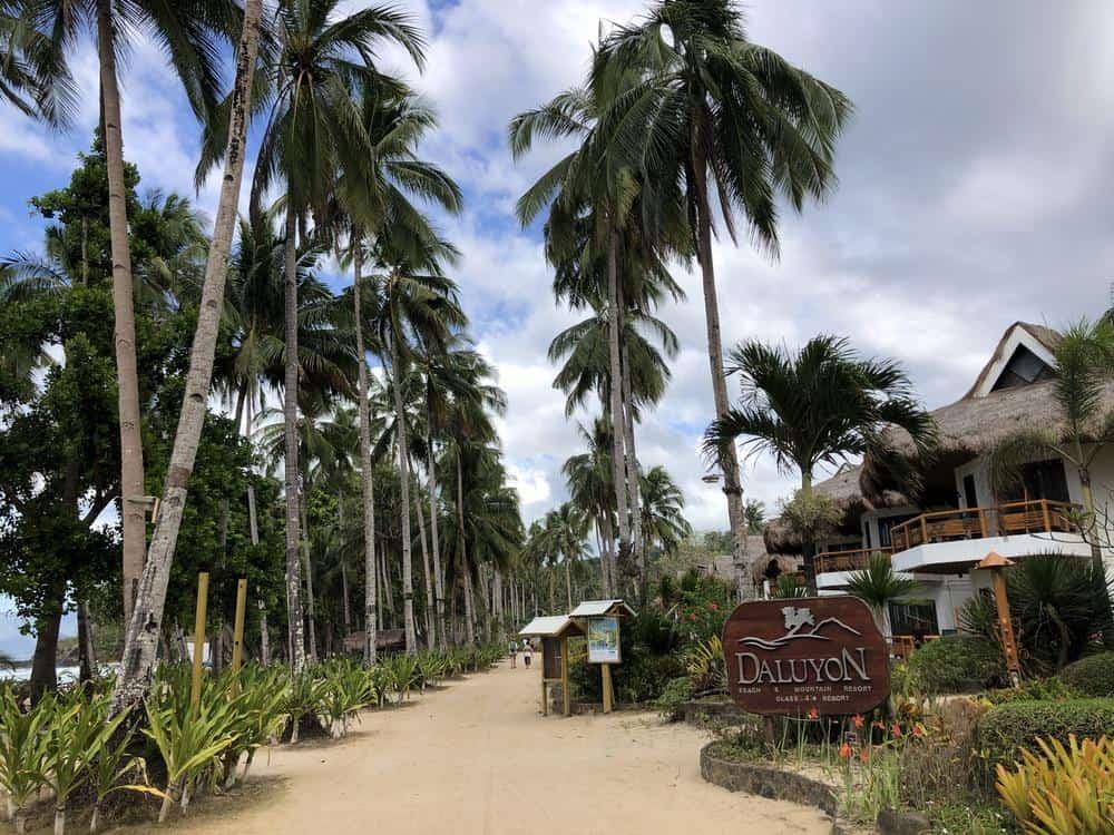 daluyon resort