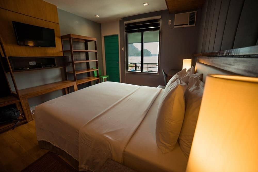 Dormir en Sea Cocoon Hotel, El Nido