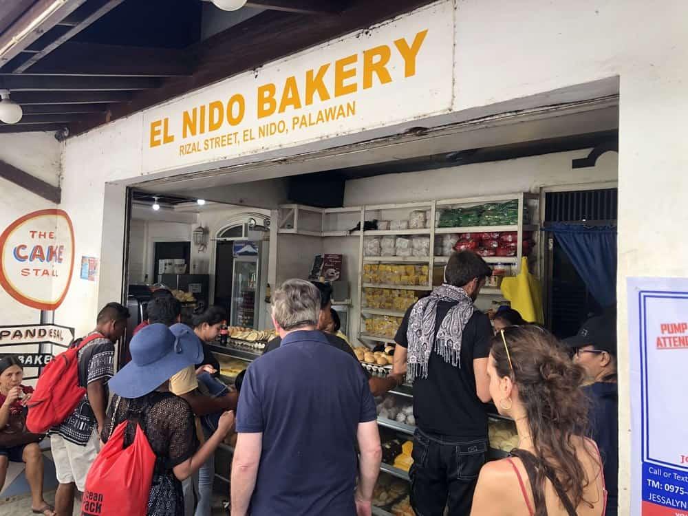 bakery el nido