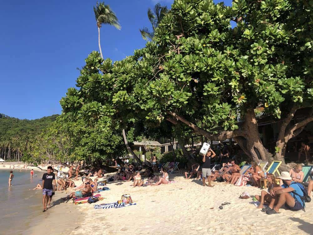 beach shack las cabañas