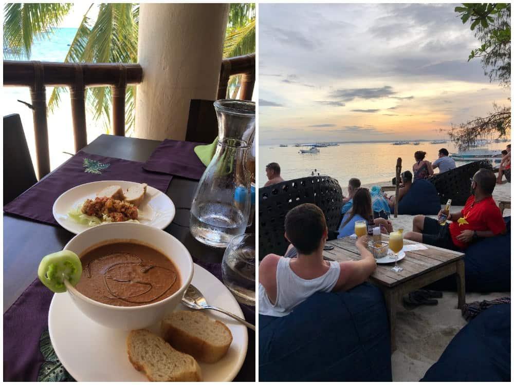 restaurante Ocean Vida Malapascua