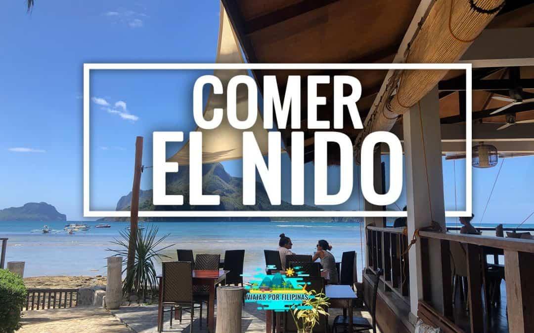 restaurantes El Nido