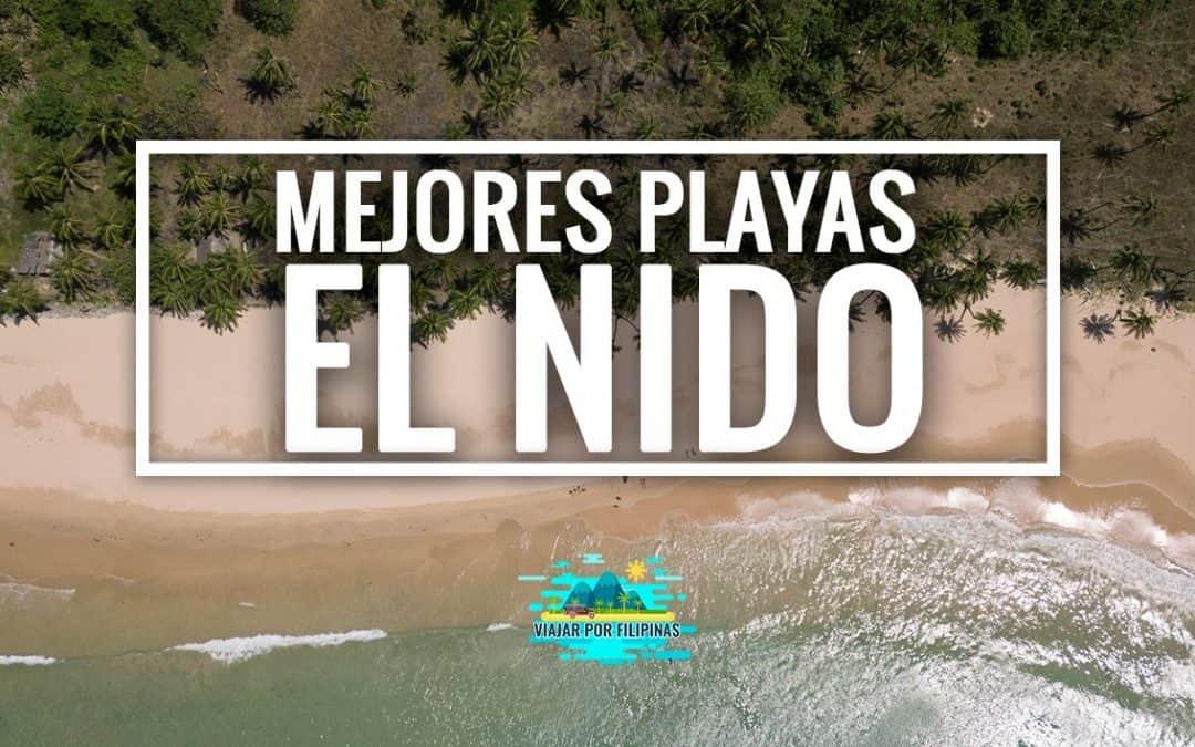 Las mejores playas de El Nido (sin hacer island hopping)