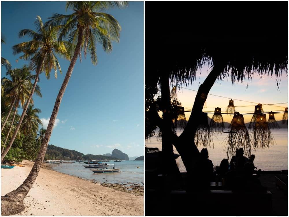 Corong Corong Beach Palawan