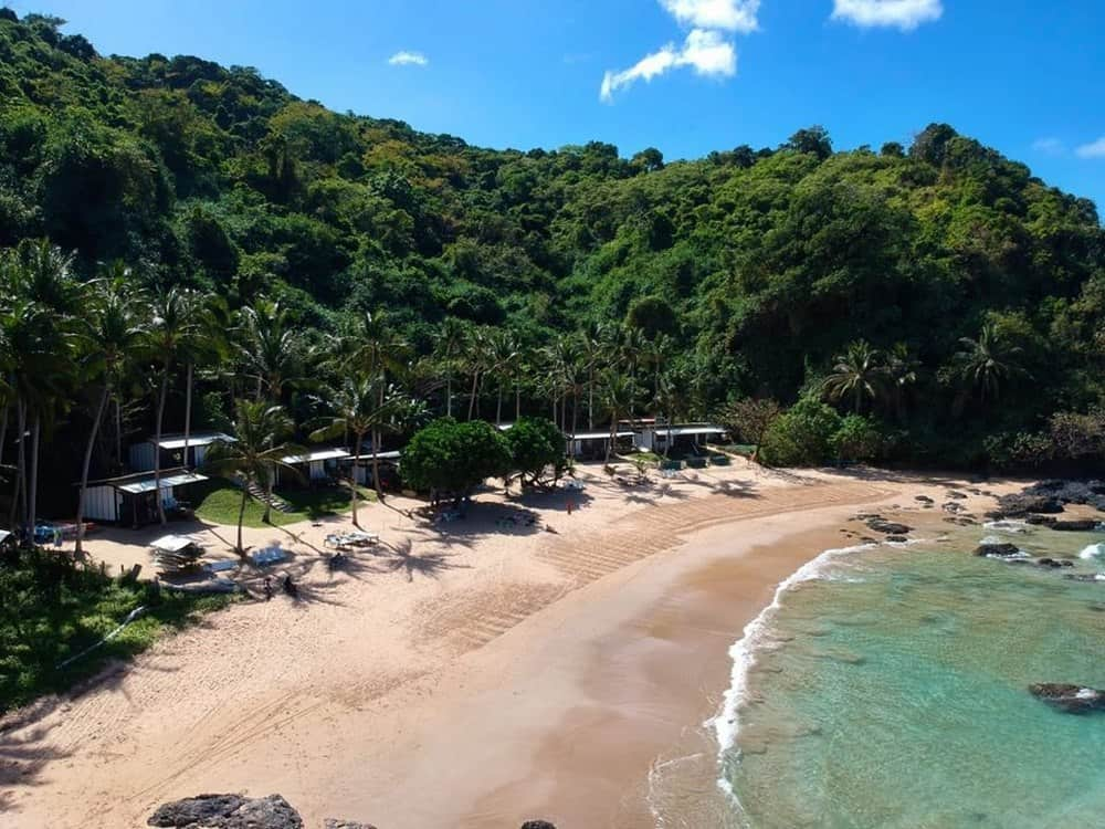 Duli Beach El Nido