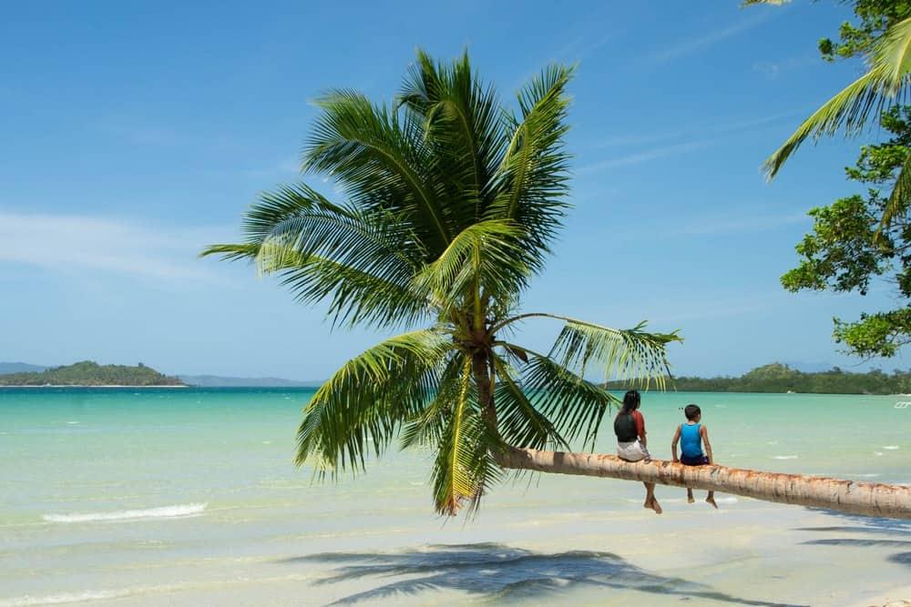 mejores playas port barton