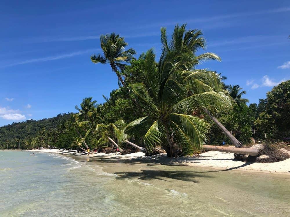 Pamuayan Beach Port Barton
