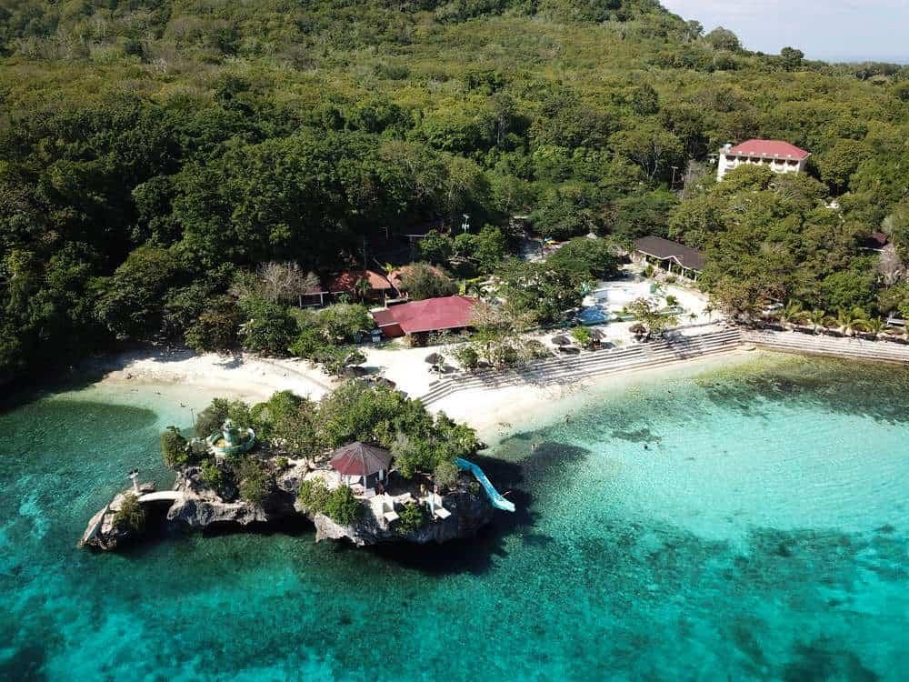 Salangdoong Beach drone