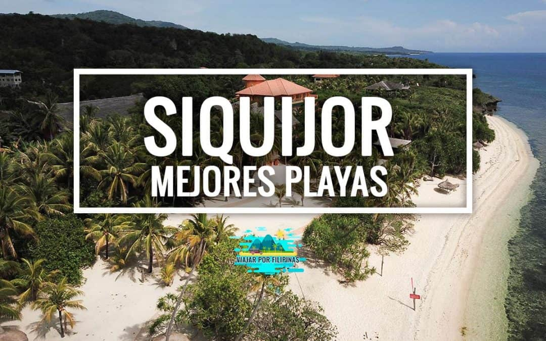 Las mejores playas de Siquijor