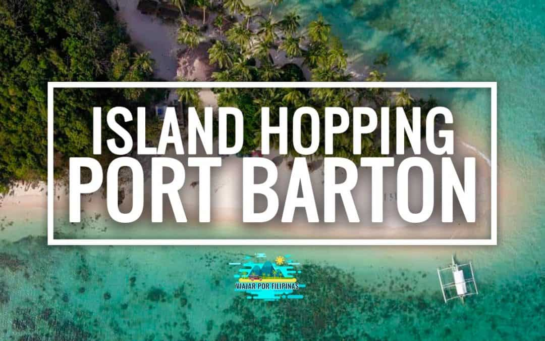 Port Barton Island Hopping