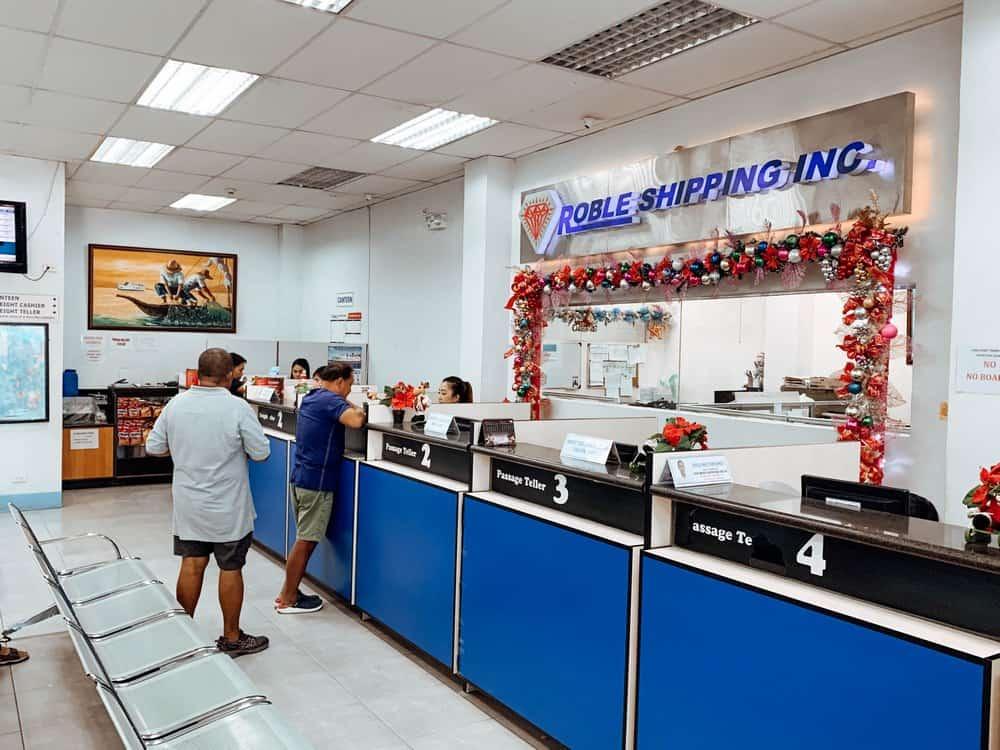 oficinas de Roble Shipping Cebu