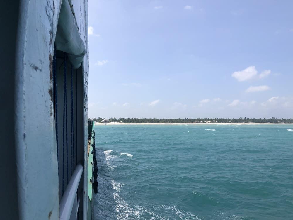 ferry de Bantayan a Cebu