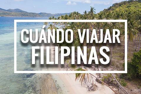 Cuándo viajar a Filipinas